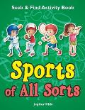 Sports of All Sorts Seek & Find Activity Book