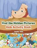 Find the Hidden Pictures in Kids Activity Book