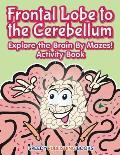 Frontal Lobe to the Cerebellum: Explore the Brain by Mazes! Activity Book