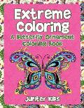 Extreme Coloring: A Butterfly Ornament Coloring Book