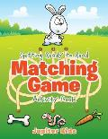 Getting Ready to Read Matching Game Activity Book