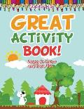 Great Activity Book! Learn to Draw and Have Fun