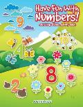 Have Fun with Numbers! Matching Game Activity Book