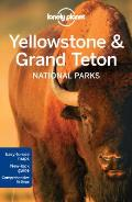 Lonely Planet Yellowstone & Grand...