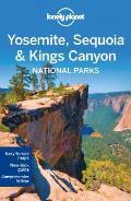Lonely Planet Yosemite Sequoia &...
