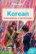 Lonely Planet Korean Phrasebook &...