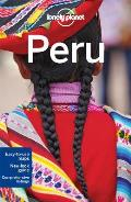 Lonely Planet Peru 9th Edition