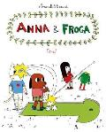 Anna and Froga: Fore!: Fore!