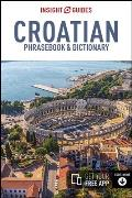 Insight Guides Croatian Phrasebook & Dictionary