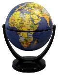 Insight Globe: Dark Blue Sea