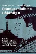 Canan & Cultar / Language & Culture - Rannsachadh na Gaidhlig 8