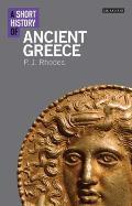 Short History Of Ancient Greece
