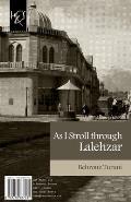 As I Stroll Through Lalehzar: AZ Lalehzar Ke Migozaram