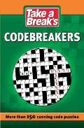 Take a Break's Codebreakers: More Than 200 Cunning Codewords Puzzles