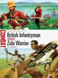British Infantryman Vs Zulu Warrior Anglo Zulu War 1879