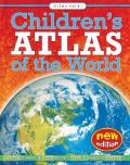 Children's Atlas of the World, New Edition: Detailed Maps, Country Fact Files, Amazing Statistics