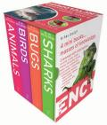 Mini Encyclopedia - 4 Subjects (Animals) Boxed Set: 4 Mini Encyclopdias Crammed with Inormation: Animals, Birds,