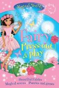 Magical Worlds: Fairy Press-Out & Play