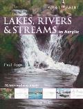 What to Paint Lakes Rivers & Streams in Watercolour