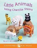 Little Animals Using Chenille Stems