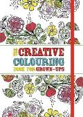 Creative Colouring Book for Grown ups