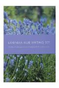 Lavender Blue Boxed Writing Set