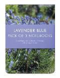 Lavender Blue Mini Fliptop Notebooks
