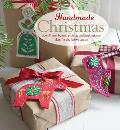 Handmade Christmas 35 Step By Step Projects & Inspirational Ideas for the Festive Season