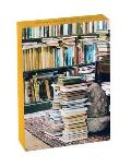 At Home with Books Classic Notecards