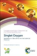 Singlet Oxygen: Applications in Biosciences and Nanosciences, Volume 2