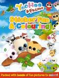 Yoohoo & Friends - Sticker Fun & Coloring: With Over 70 Stickers & Packed with Loads of Fun Pictures to