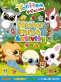 Yoohoo & Friends - Sticker Fun & Activity: Stickers, Activities, Puzzles and Much More!