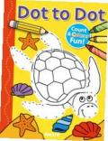 Dot to Dot Turtle and More: Counting & Colouring Fun!
