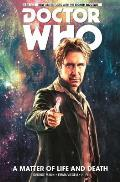 Doctor Who: The Eighth Doctor, Volume 1: A Matter of Life and Death