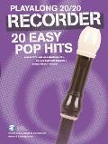 Play Along 20/20 Recorder