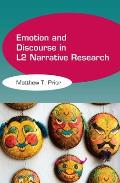 Emotion Discourse L2 Narrative Researchb