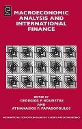 Macroeconomic Analysis and International Finance