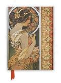 Mucha Cowslip and Documents (Foiled Journal)