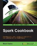 Spark Cookbook