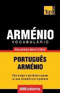 Vocabulario Portugues-Armenio - 9000 Palavras Mais Uteis