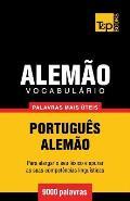 Vocabulario Portugues-Alemao - 9000 Palavras Mais Uteis