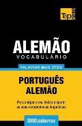Vocabulario Portugues-Alemao - 3000 Palavras Mais Uteis