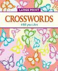 Elegant Large Print Crosswords