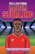 Raheem Sterling: Red Lightning