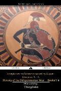 History of the Peloponnesian War Books 1-4