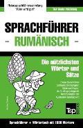 Sprachf?hrer Deutsch-Rum?nisch Und Kompaktw?rterbuch Mit 1500 W?rtern