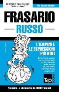 Frasario Italiano-Russo E Vocabolario Tematico Da 3000 Vocaboli