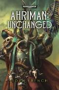 Unchanged Ahriman Book 3 Warhammer 40K