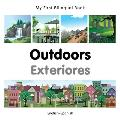 My First Bilingual Book-Outdoors (English-Spanish)