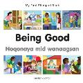 My First Bilingual Book-Being Good (English-Somali)